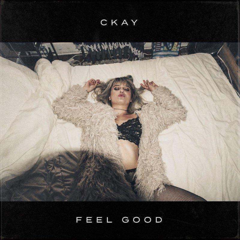 "CKAY - ""Feel Good"" artwork"