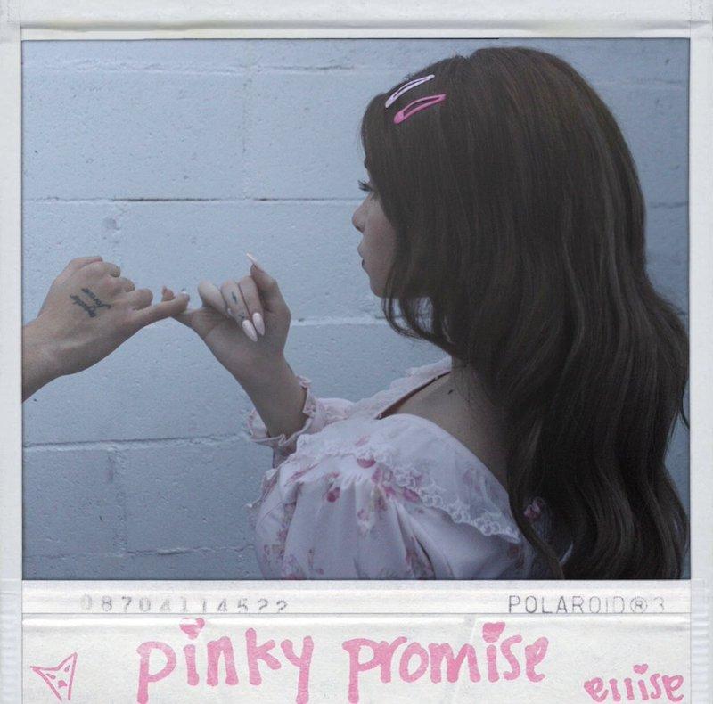 Ellise + Pinky Promise + artwork