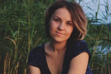 Kristīne Prauliņa press photo