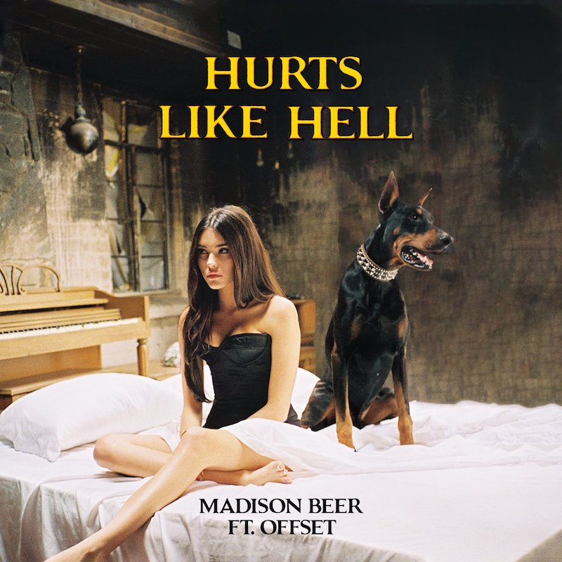"Madison Beer – ""Hurts Like Hell"" cover"
