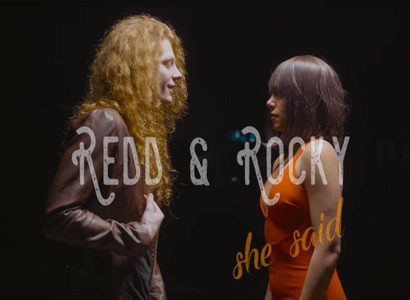 "REDD + Rocky Wallace + ""She Said"""