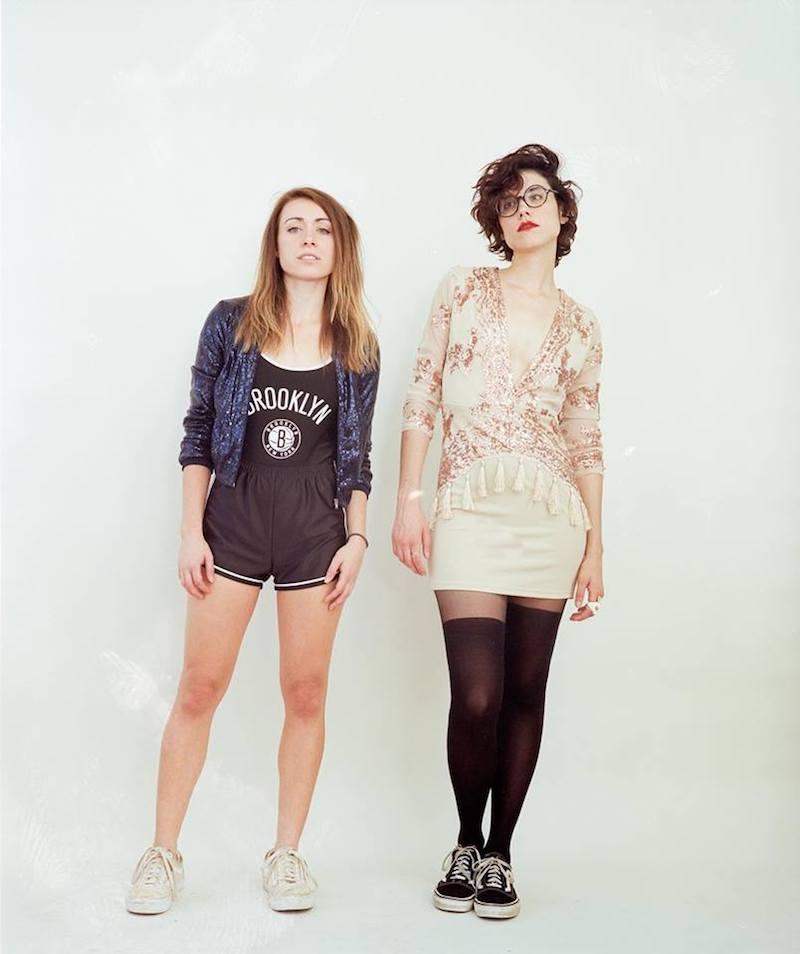 Sad Girls Aquatics Club press photo
