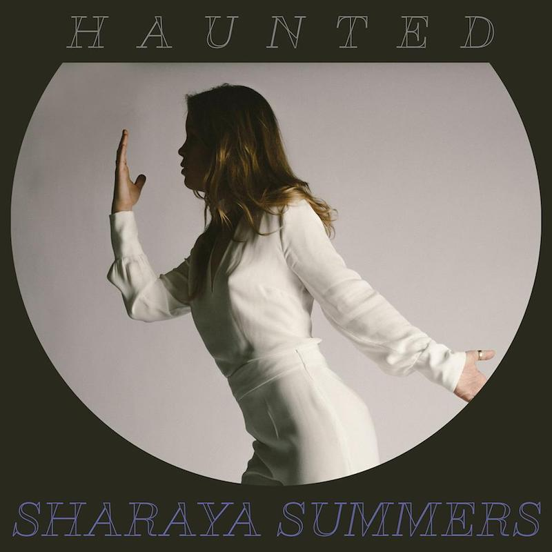 Sharaya Summers + Haunted artwork