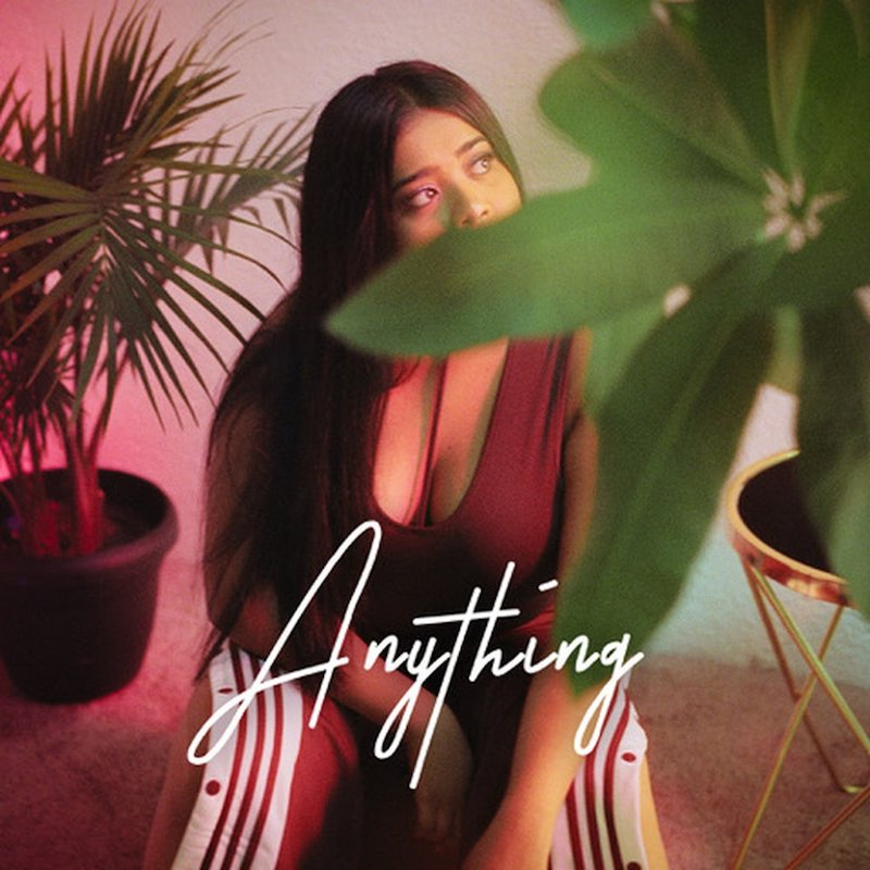 "Benita – ""Anything"" artwork"