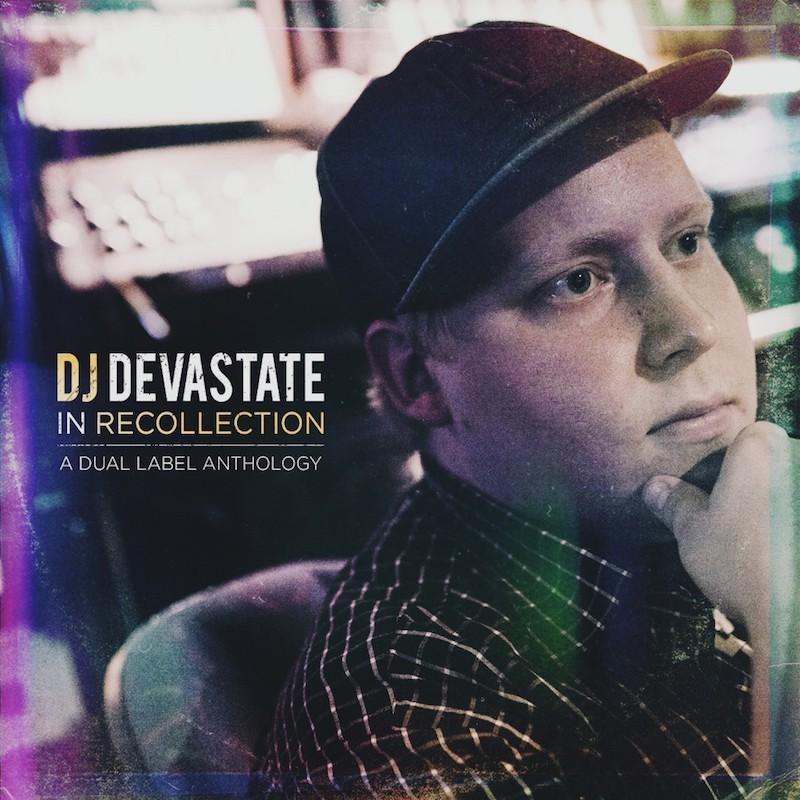 DJ Devastate In Recollection artwork