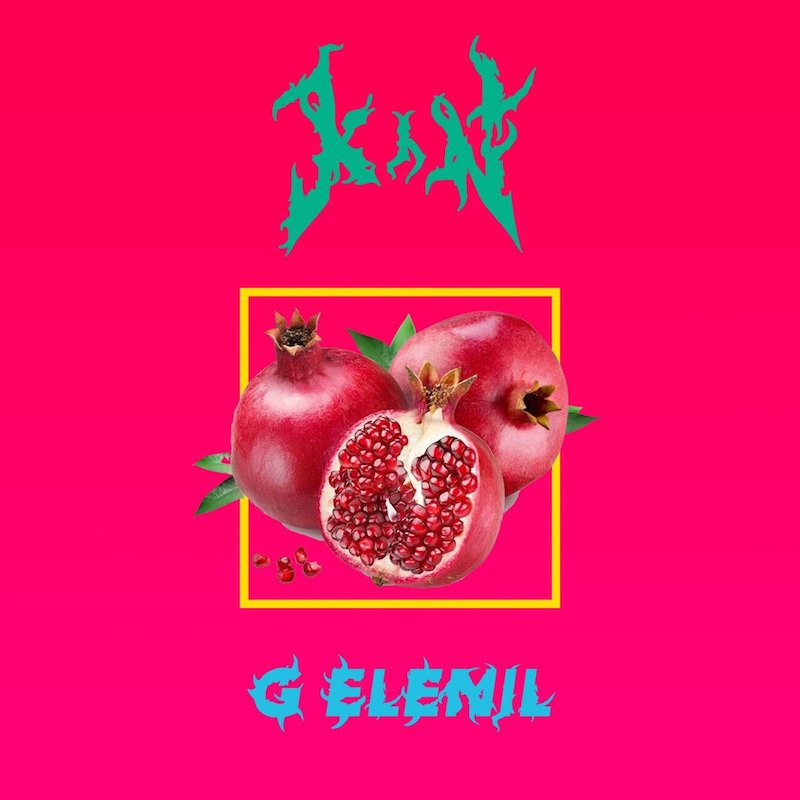 "G Elenil – ""Kin"" + artwork"