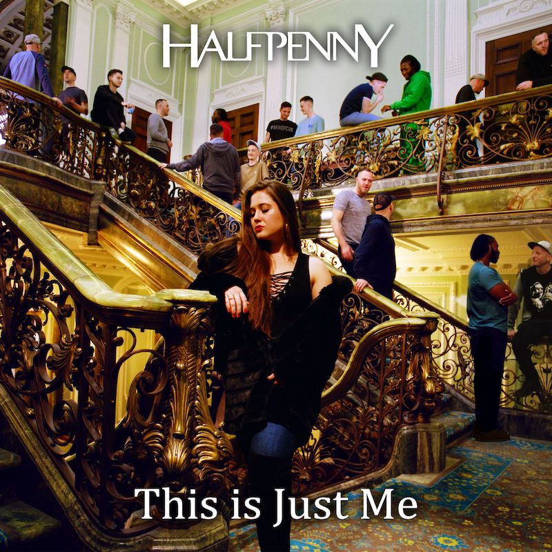 Halfpenny + This Is Just Me artwork