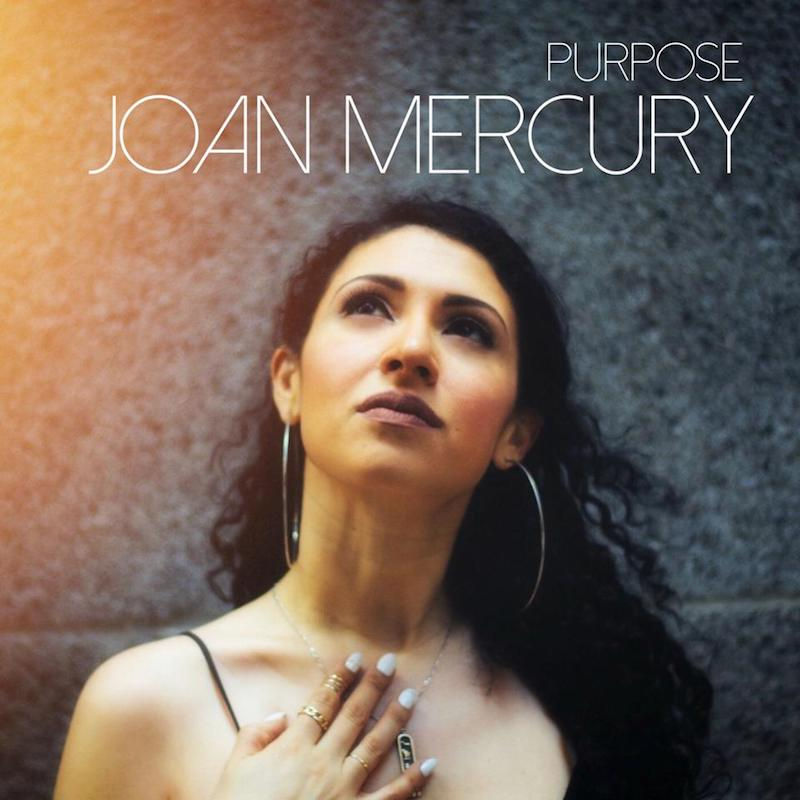"Joan Mercury – ""Purpose"" artwork"