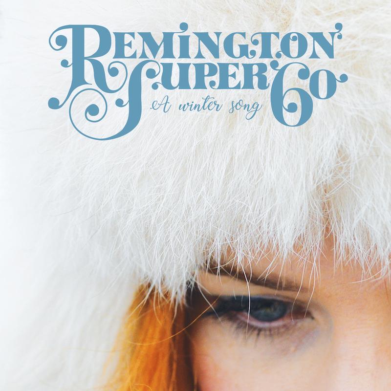 "Remington Super 60 – ""A Winter Song"" artwork"