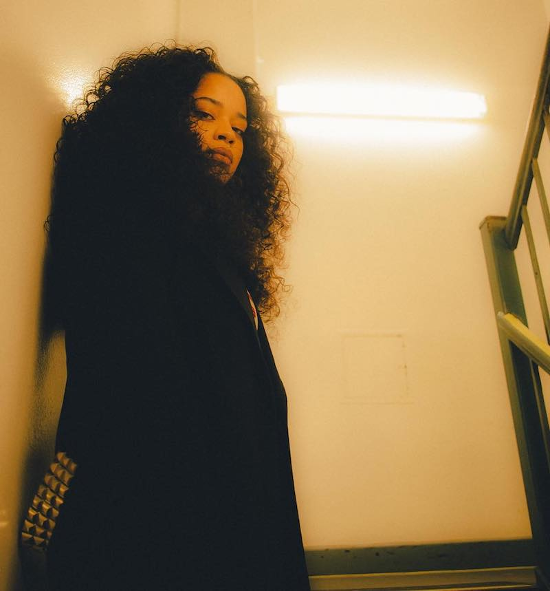 "Ella Mai – ""Shot Clock"" press photo"