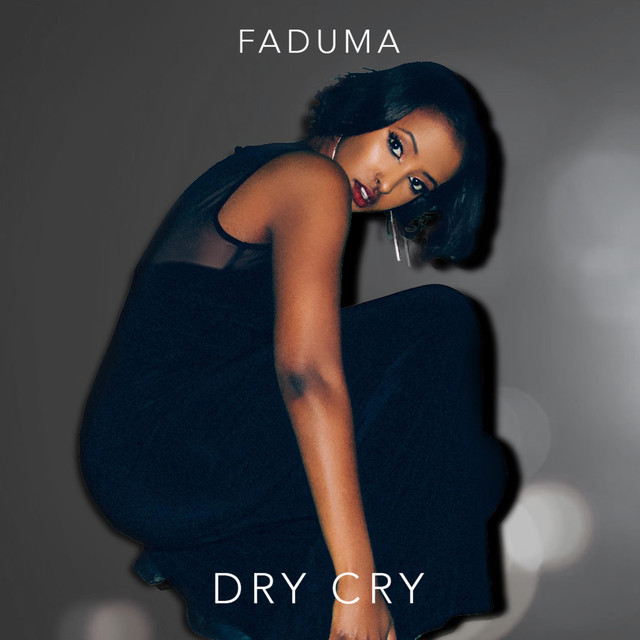 "Faduma – ""Dry Cry"" artwork"