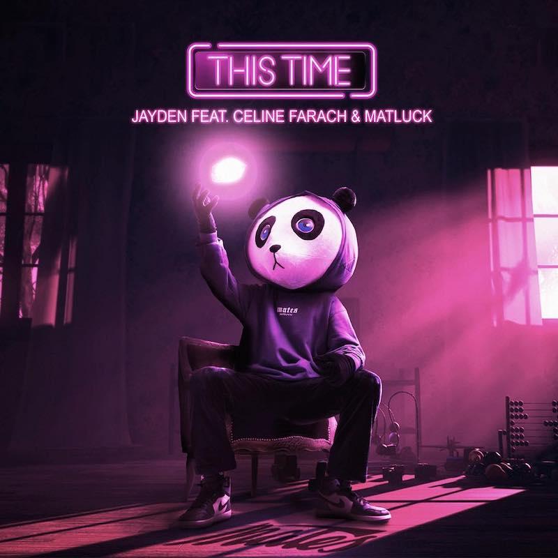 "Jayden – ""This Time"" artwork"