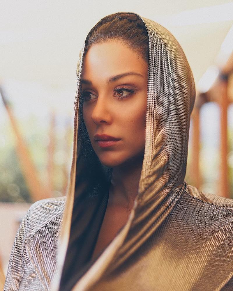 Layla Kardan press photo