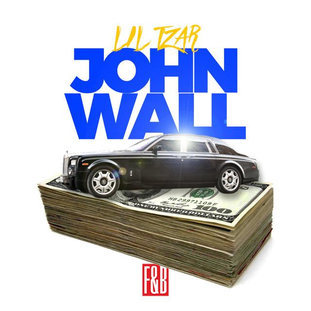 "Lil Tzar – ""John Wall"" artwork"
