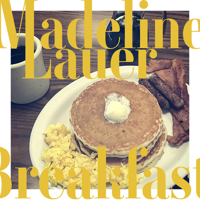 "Madeline Lauer - ""BrEakFaSt"" artwork"