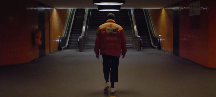 "Noah Slee - ""Stayed"" music video still photo"