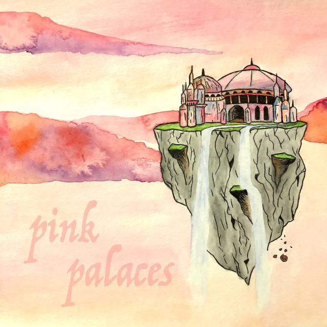 "Pink Palaces - ""Whenever You Call"" artwork"