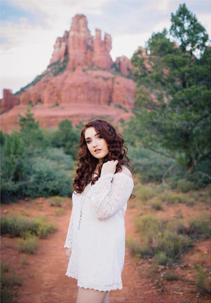 Sophia Angeles press photo