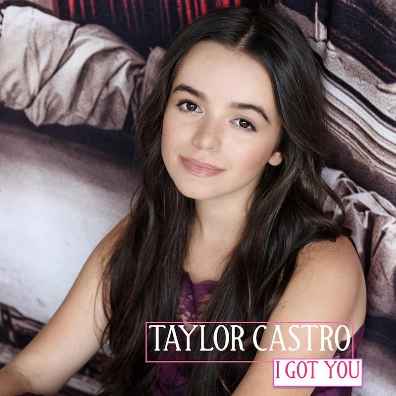 """Taylor Castro – """"I Got You"""" artwork"""