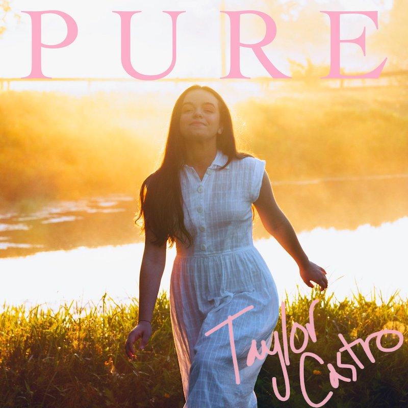 """Taylor Castro – """"Pure"""" artwork"""