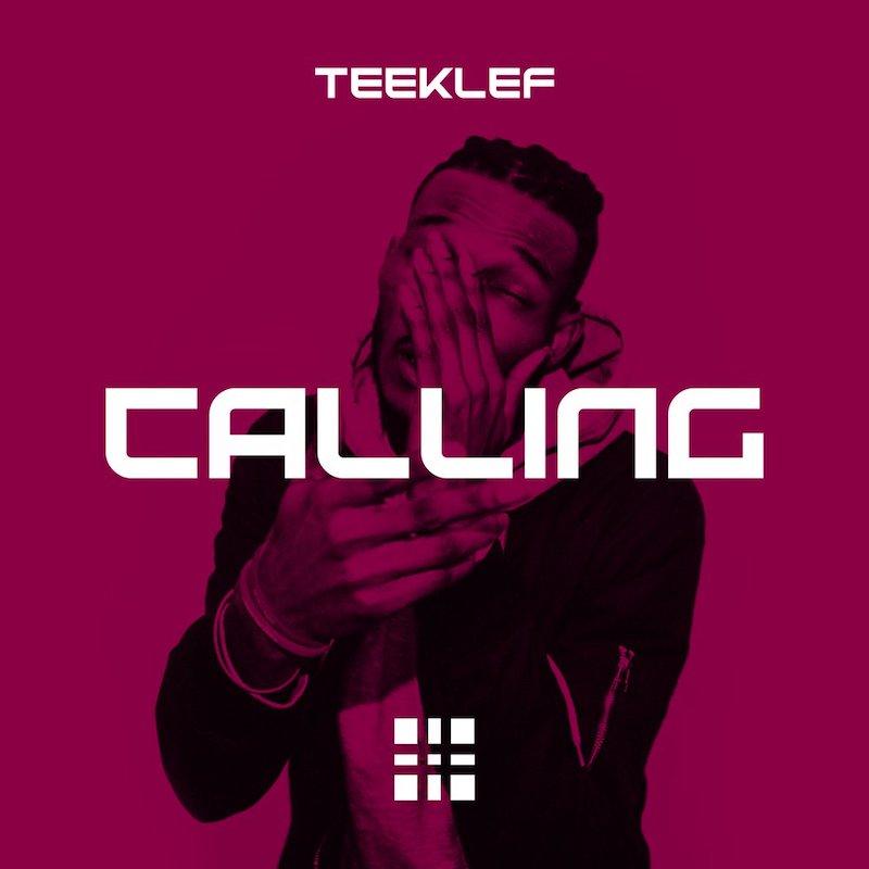"""Teeklef – """"Calling"""" artwork"""