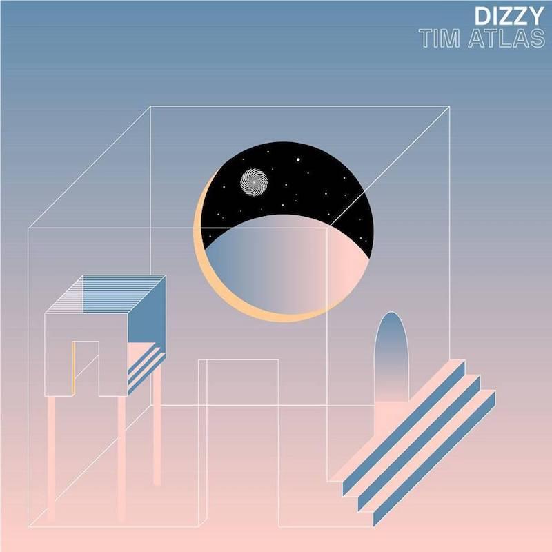 "Tim Atlas – ""Dizzy"" artwork"