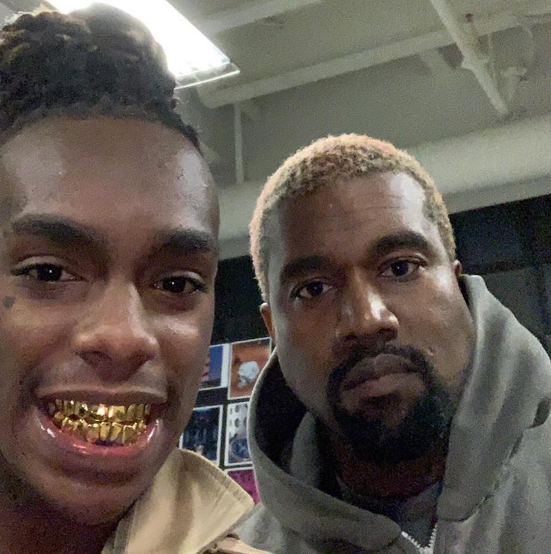"YNW Melly – ""Mixed Personalities"" feat. Kanye West"